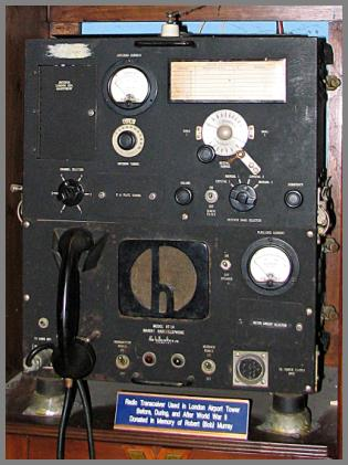 Front panel view of the HT-14