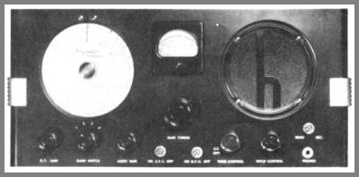 Front panel view of the S-22