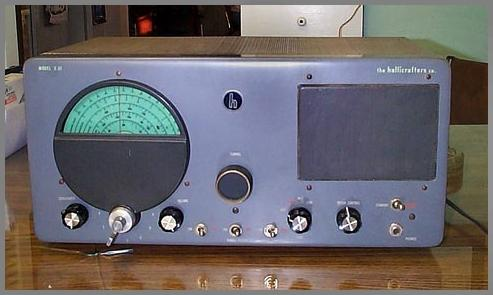 Front panel view of the S-51