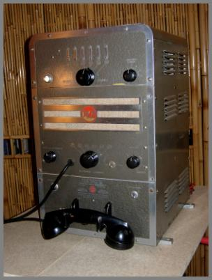 RCA ET-8037 AM Marine Radio Unit