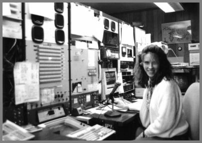 Denise Roeske at the Controls - 1990s