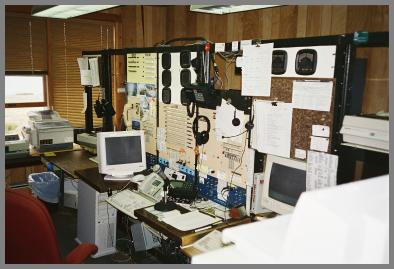 Another view of the WLC operating room in 1997