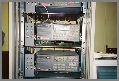 WLC HF transceivers in 1997